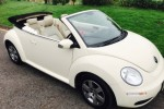 2009 / 59 VW Beetle Luna Convertible – Iconic like the MINIs  & with Full Service History & a new Timing/Cam Belt too