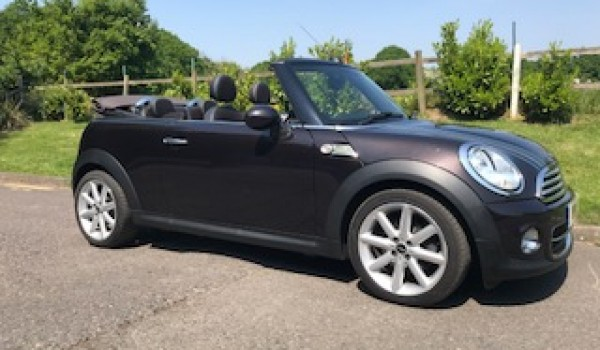 2013 / 63 MINI Cooper Convertible Limited Edition Highgate