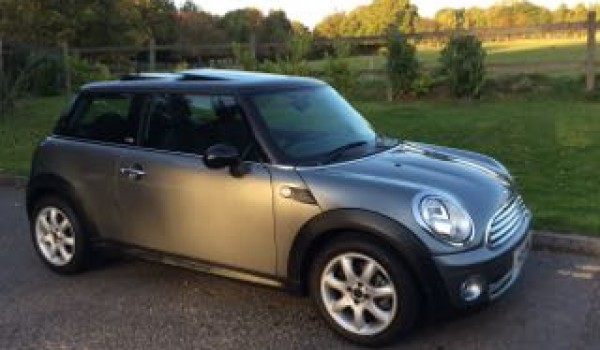 2009 Mini Cooper Graphite Limited Edition Dark Silver With