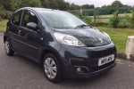 2013 Peugeot 107 1.0 12v Active 5dr in Grey – STUNNING with 25K miles