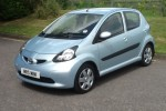 2006 Toyota Aygo  1.0 VVT-i + 5dr MMT with FULL TOYOTA SERVICE HISTORY