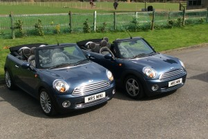 There were 2 of these but only 1 is left – the other has been chosen by Jayne & Nigel – Blue with Brand new Black Hoods & Lounge Leather Heated Sports Seats & Blutooth Chili & Visibility Packs + More