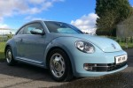 What a fabulous first car Chloe….   2012 Volkswagen Beetle – Stunning in Blue