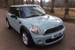 2011 MINI One 1.6 Stunning in Ice Blue – LOW MILES CRUISE CONTROL UPGRADED ALLOYS