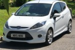Now living in Wiltshire is this 2011 61 Ford Fiesta Zetec S with Low Miles & Full Leather Heated Sports Seats