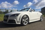 2013 AUDI TT 1.8 TFSI S Line Roadster 2dr which is IMMACULATE & Rare With Sat Nav