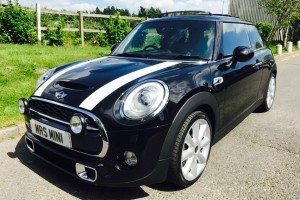 """2014 MINI Cooper S – Stunning MINI 18K miles with Sunroof Leather & """"MINI EXCITEMENT PACKAGE"""""""