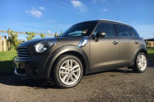 2012 / 62 MINI Cooper D Countryman with Chili Pack in Royal Grey with 26K Miles & Loads of Extras