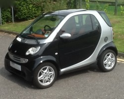 2003 Smart City-Coupe Passion Automatic with Sunroof & Full Service History