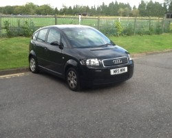 Tracey is having this 2005 Audi A2 1.4 Special Edition 5 Door – with FULL SERVICE HISTORY