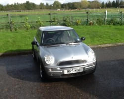 2003 MINI ONE – Low Miles of her Age