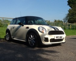 2007 / 57 MINI Cooper 1.6 with JOHN COOPER WORKS AERO BODYKIT & 17″ Alloys