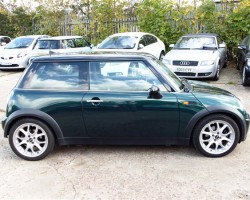 Katharine is having this 2005 MINI Cooper Chili Pack British Racing Green Low Miles & High Spec with Sunroof & So Much More