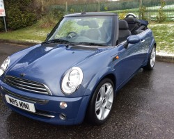 Too late this one's gone….  2007 MINI Cooper Chili Pack – Heated Seats Cruise 17″ Alloys