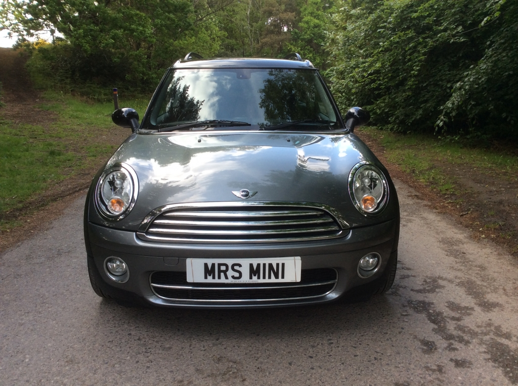 Sam Your Dad Wants You To Pick A Name For Your New Mini 2010 Mini
