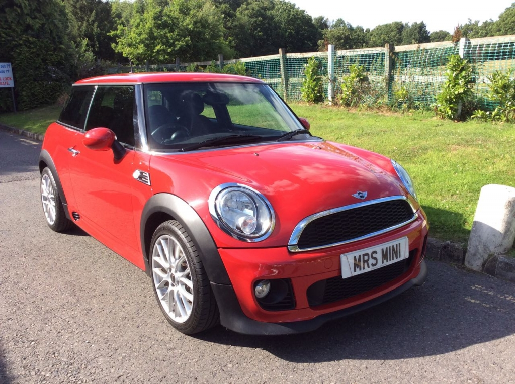 Emma Chose This 2011 61 Mini One With Huge Spec Low Miles John