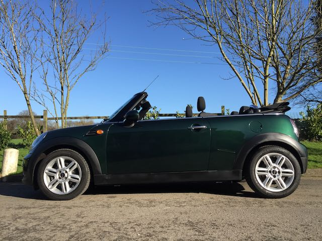 Georgia Is Having This 2012 MINI Cooper Convertible In