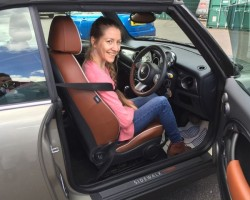 Too late, she's taken!! – 2007 MINI Cooper Convertible Automatic – Limited Edition SIDEWALK