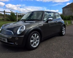 Sarah has chosen this 2006 MINI Cooper Park Lane Needs An Adventurous Owner as she's only done 28K Miles & needs to get out more