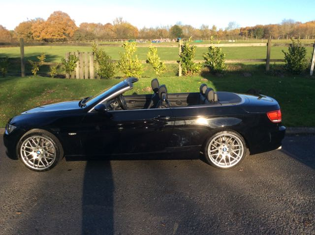 2007 Bmw 330i Se Convertible Full Leather Mrs Mini