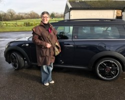Having looked for over 6 months Sara has chosen to have this 2011 MINI Clubman Cooper Hampton Limited Edition – Sunroof Heated Lounge Leather Seats, Sat Nav & more