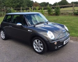 2006 MINI Cooper Park Lane Limited Edition – Low Miles, 1 Lady Owner from New, Full History