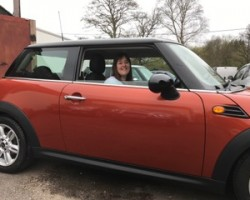 2011 MINI Automatic One Spiced Orange Metallic