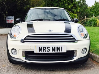 Esther Has Chosen This 2013 63 Limited Edition Mini One Baker