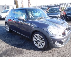 SOLD & GOING TO THE COTSWOLDS TO LIVE IS THIS 2012 MINI COOPER S – VERY RARE – JUST LOOK AT THIS SPEC