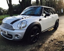 Fantastic 21st Birthday present – 2012 MINI Cooper London with Chili & Visibility Packs + B'Tooth Cruse & More