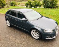 JASON IS HAVING THIS 2008 / 58 Audi A3 SLineTFSI Hatchback – Part Exchange