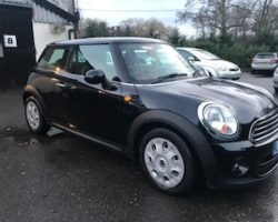 2013 / 63 MINI ONE AUTOMATIC – CHECK THIS OUT – JUST 6K MILES – AWAITING PREPARATION