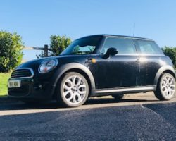 Hannah chose this 2013 / 63 MINI One Automatic with just 6K miles & Full Leather Sports Seats