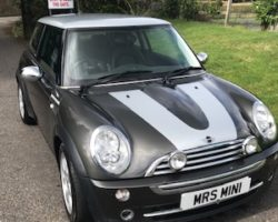 Trade Sale 2006 MINI Cooper Park Lane Limited Edition – with heated seats & Bluetooth