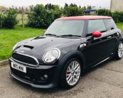 2013 MINI JOHN COOPER WORKS – BIG SPEC & GOOD SERVICE HISTORY