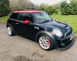 Steven has chosen this 2011 / 61 JOHN COOPER WORKS MINI HATCH