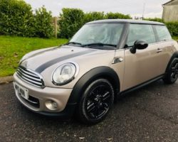 2013/63 MINI Cooper Baker Street – Stunning MINI with Full History