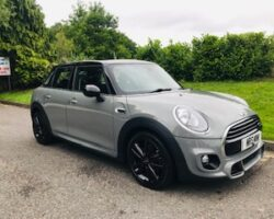 Deposit Taken from Hannah on this 2017 Mini Cooper 5 door with John Cooper Works Body Kit & so much more
