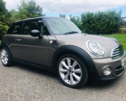 2011 Mini Cooper D Auto with HUGE SPEC incl Sunroof, Leather & more