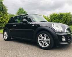 Rob chose this as his second MINI from us – 2012 / 62 Mini Cooper With Chili Pack & Low Miles