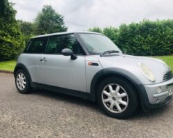 2002 MINI One – Part Exchange Priced to clear