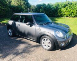 Hannah has chosen this 2010 MINI One Graphite with Really Low Miles & Service History 1.4 Engine too