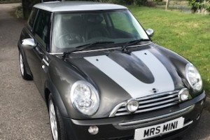 2006 MINI Cooper Park Lane Limited Edition – with heated seats & Bluetooth