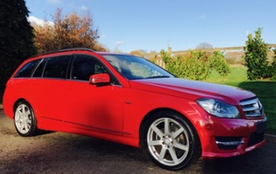 2010 / 61 Mercedes-Benz C Class 1.8 C250 BlueEFFICIENCY Sport Edition 125 7G-Tronic LEATHER SAT NAV & JUST SERVICED