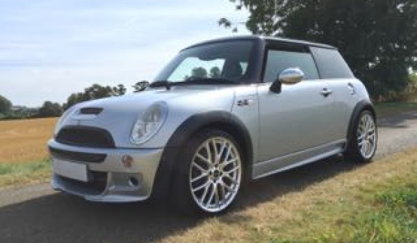2003 Mini Cooper S With A John Cooper Works Engine Conversion