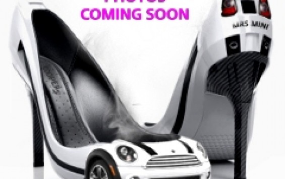Deposit Taken on this 2009 MINI Cooper with Chili & Visibility Packs in Pepper White with Half White Leather Sports Seats