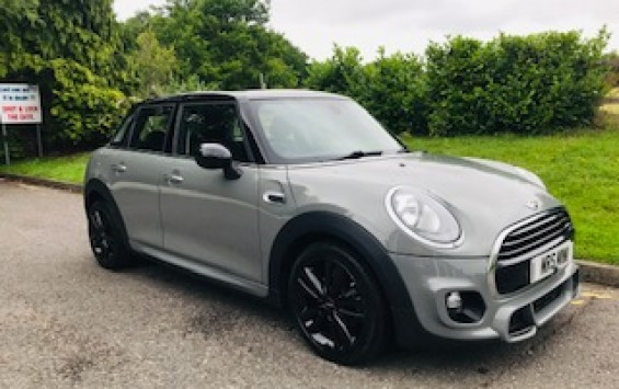 2017 Mini Cooper 5 door with John Cooper Works Body Kit & so much more