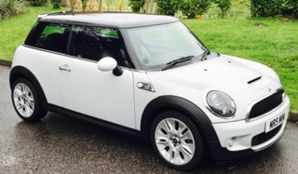 Gone – to a lovely couple who will cherish this 2010 Limited Edition MINI Cooper S Camden Automatic – with Low Miles