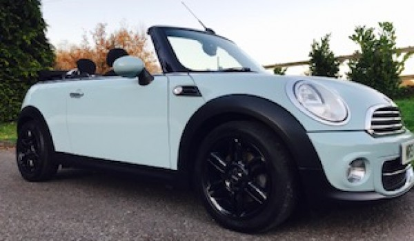Hollie From Cornwall Has Chosen This 2013 63 Mini Cooper Diesel