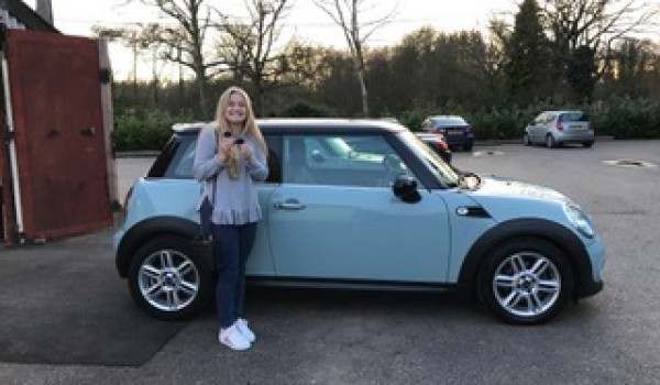 2012 Mini Cooper D Chili Pack Ice Blue With Just 27k Miles